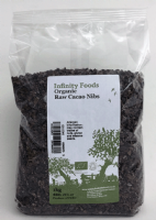Infinity Foods Organic Raw Cacao Nibs 1kg